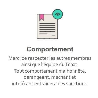 Règles du Tchat Gratuit de Rencontre-Parent.eu